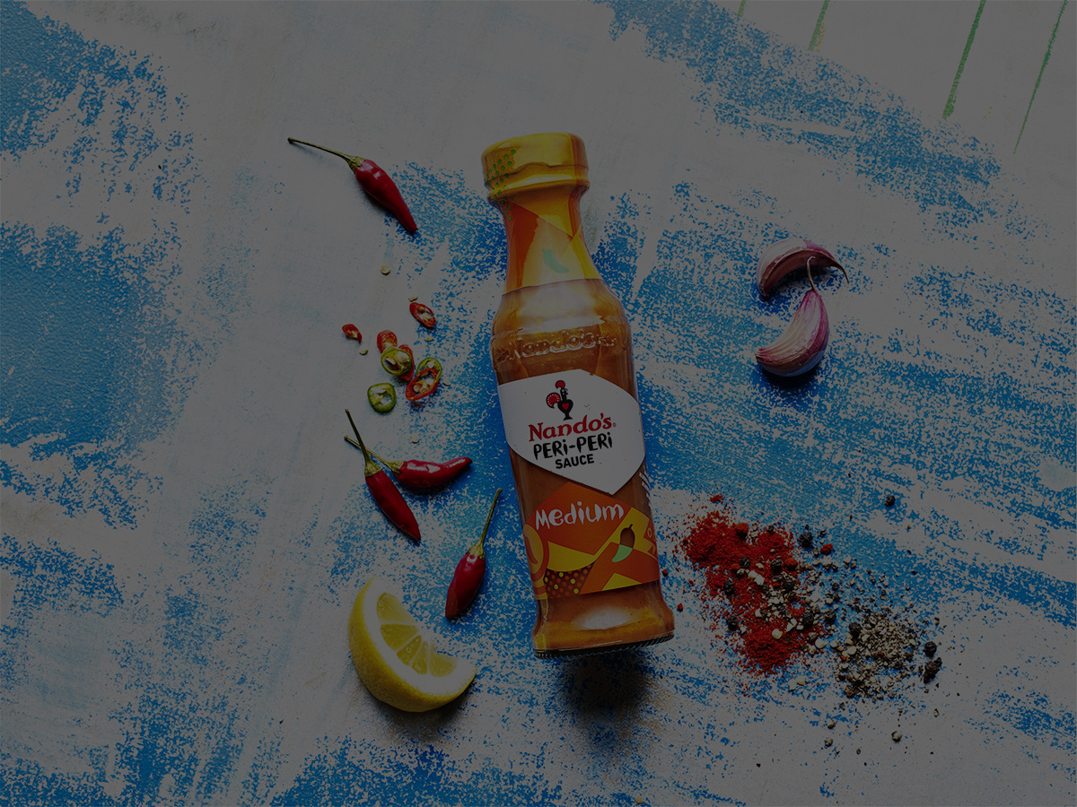 Medium PERi-PERi Sauce