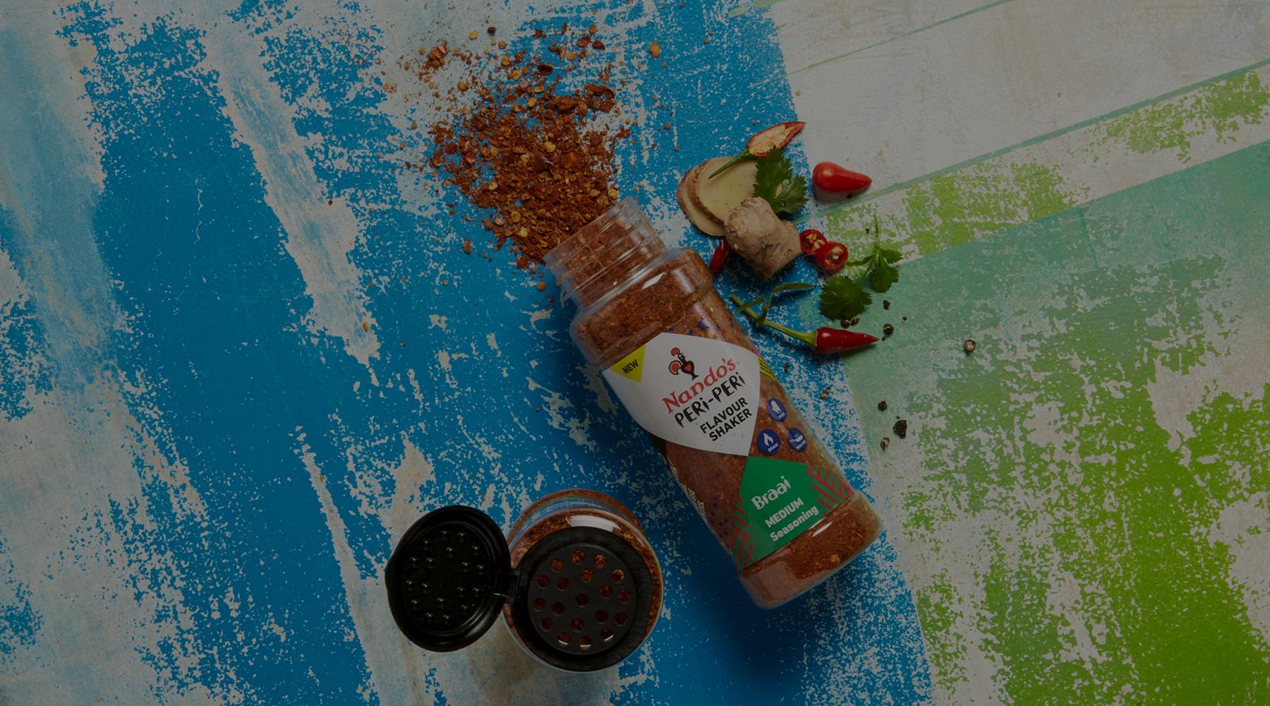 Flavour Shaker Braai Seasoning