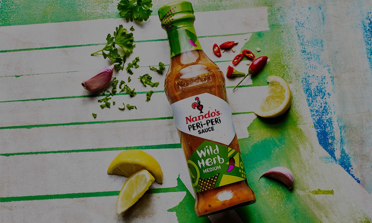 Wild Herb PERi-PERi Sauce